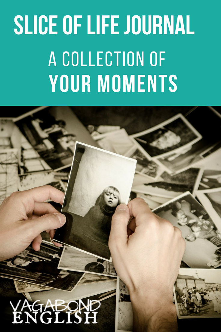 Use the Slice of Life Journal Technique to sharpen your writing skills and you'll find yourself with a collection of your unforgettable moments.