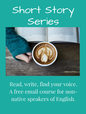 Want to kick off your reading habit with a short story, some writing prompts and a bit of creative writing?  Sign up for the Short Story Series today.