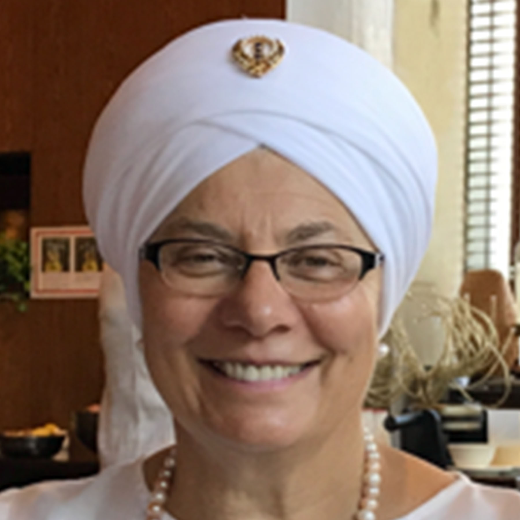 """Tarn Taran Kaur Khalsa (Lead)   Tarn Taran Kaur Khalsa began teaching Kundalini Yoga internationally in 1972 when Yogi Bhajan asked her and her husband, Tarn Taran Singh, to move to the Netherlands. In 1975, the couple relocated to Hamburg, Germany where they opened the first German Kundalini Yoga School and Ashram. In 1976, they established the first German Kundalini Yoga Teacher Training program and German Kundalini Yoga Teacher Association. Tarn Taran Kaur has dedicated her life to teaching Kundalini Yoga, using Yogi Bhajan's mato: """"A teacher must train the student to be TEN times greater than his/her self!"""" She was recognized personally by Yogi Bhajan as a Level One and Level Two Teacher Trainer. She is also an International KRI Teacher Trainer Mentor, and a founding member of TTEC (Teacher Training Executive Council). She authored the Conscious Pregnancy manuals and training programs. Her wit and wisdom touch the hearts of all. She has the sensitive art of guiding an individual through the process of awakening his/her inner grace, strength and potential; the subtle skill which she learned under the direct guidance of Yogi Bhajan for over 30 years. Today she shares the teaching of Kundalini Yoga around the globe, with her home base in New Mexico with her husband, Tarn Taran Singh.  www.kundaliniwomen.org"""