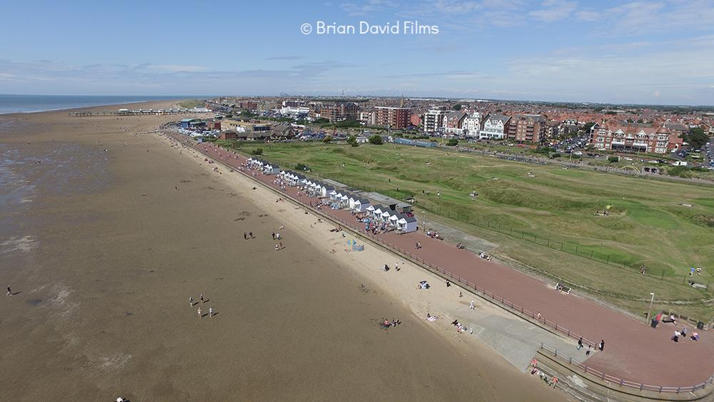Aerial Video Service by Brian David Films, Lancashire