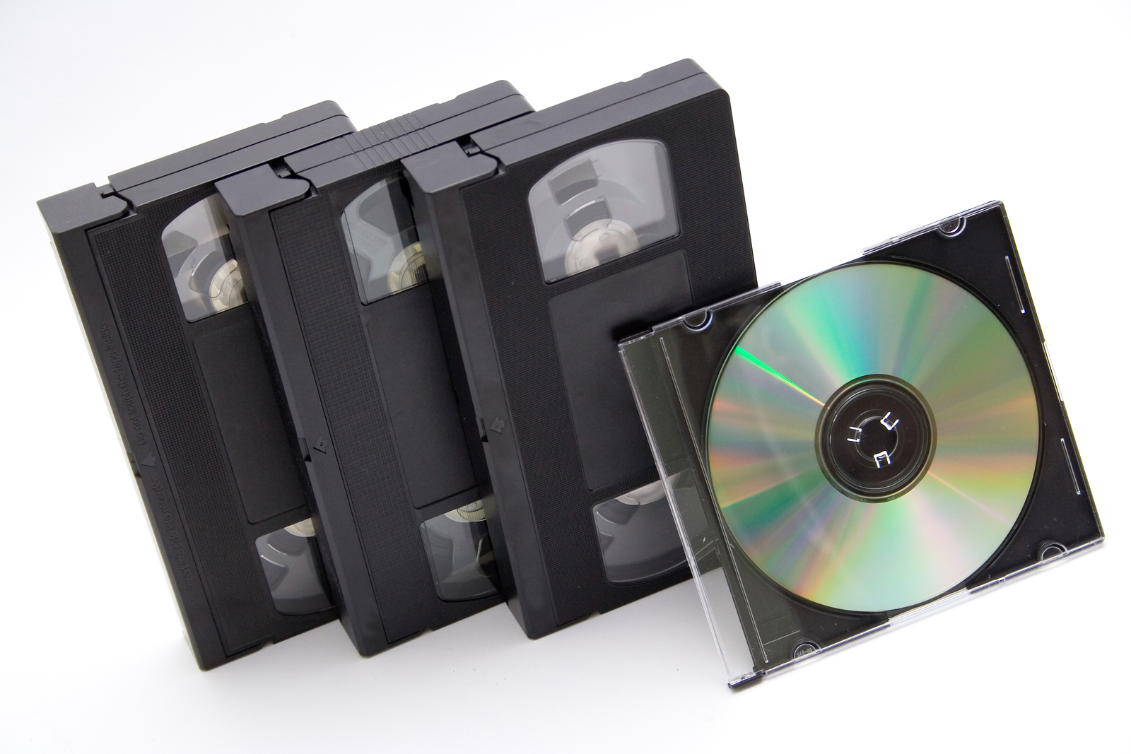 Video to DVD conversions Lancashire | Brian David Films