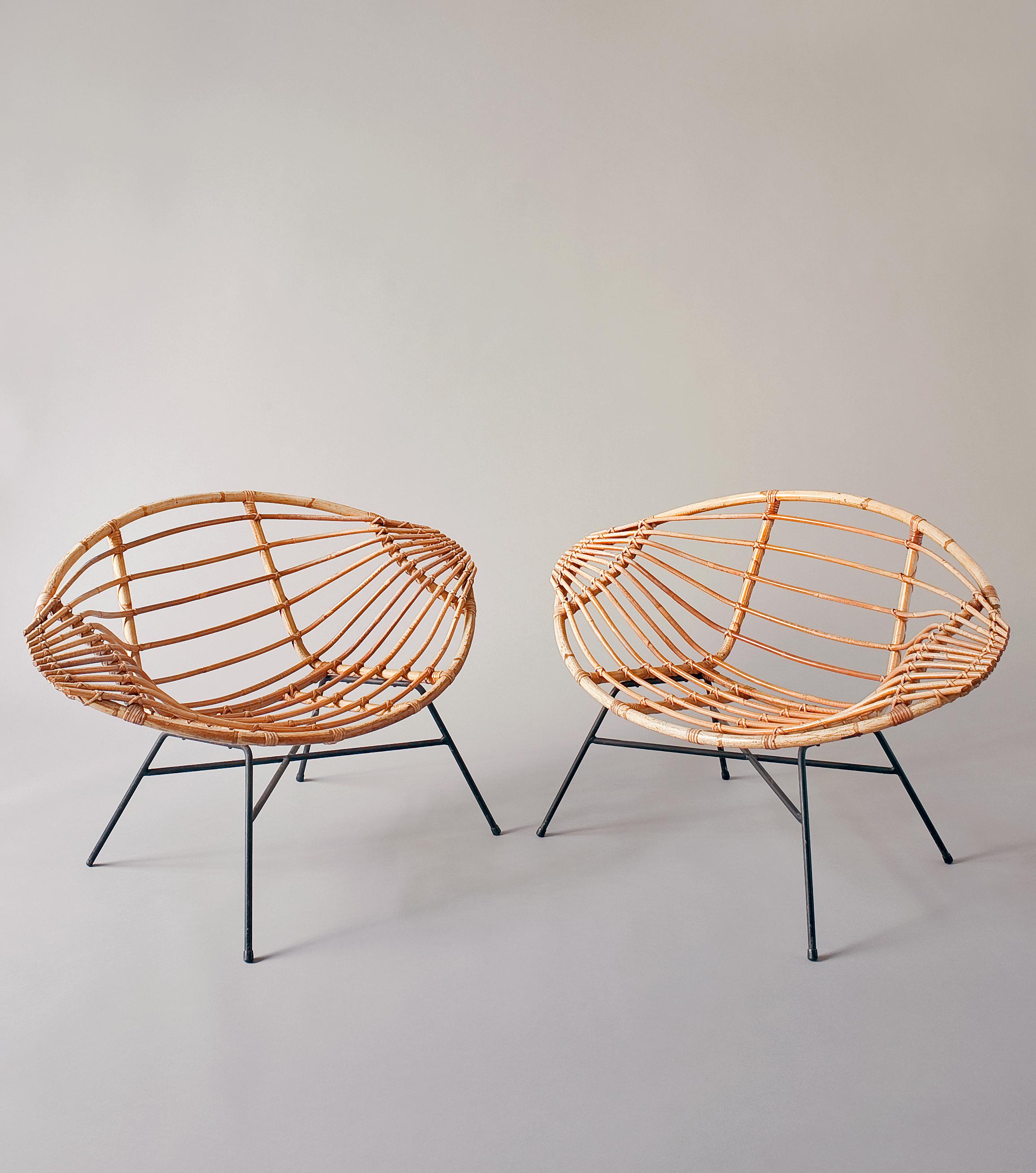 Paire de fauteuils Fauteuils Citron de Janine Abraham & Dirk Jan Rol