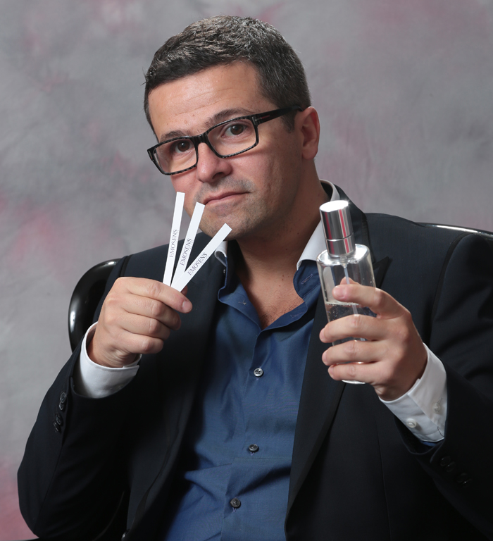 Stéphane Arfi, Business Development Manager, Emosens