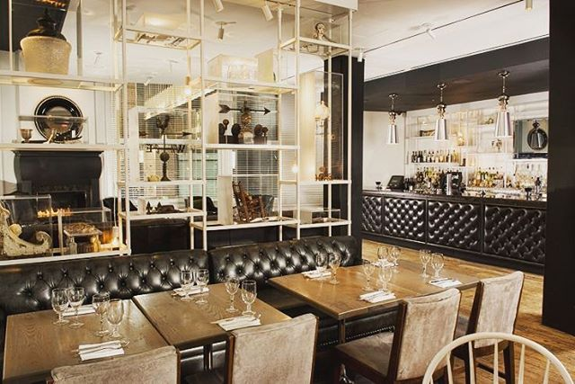 Project: The King Street Tavern Location: Boston, MA Client: Contrarian Capital Scope: Operatore of 200 Seat Union restaurant, bar, entertainment and catering venue #estate #realestate #bar #restaurant #tavern #king #street #catering #boston #MA #interior