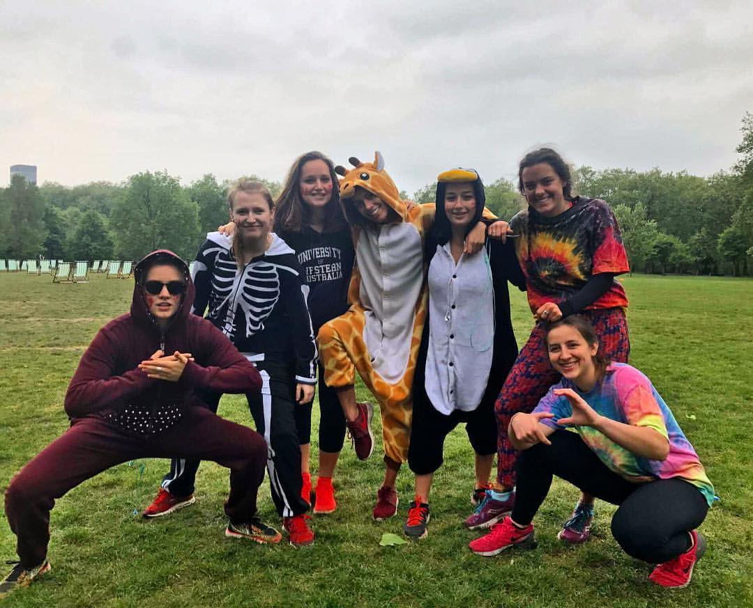 Girls' Football, Girls United FA, Girls United, Fun run, Charity