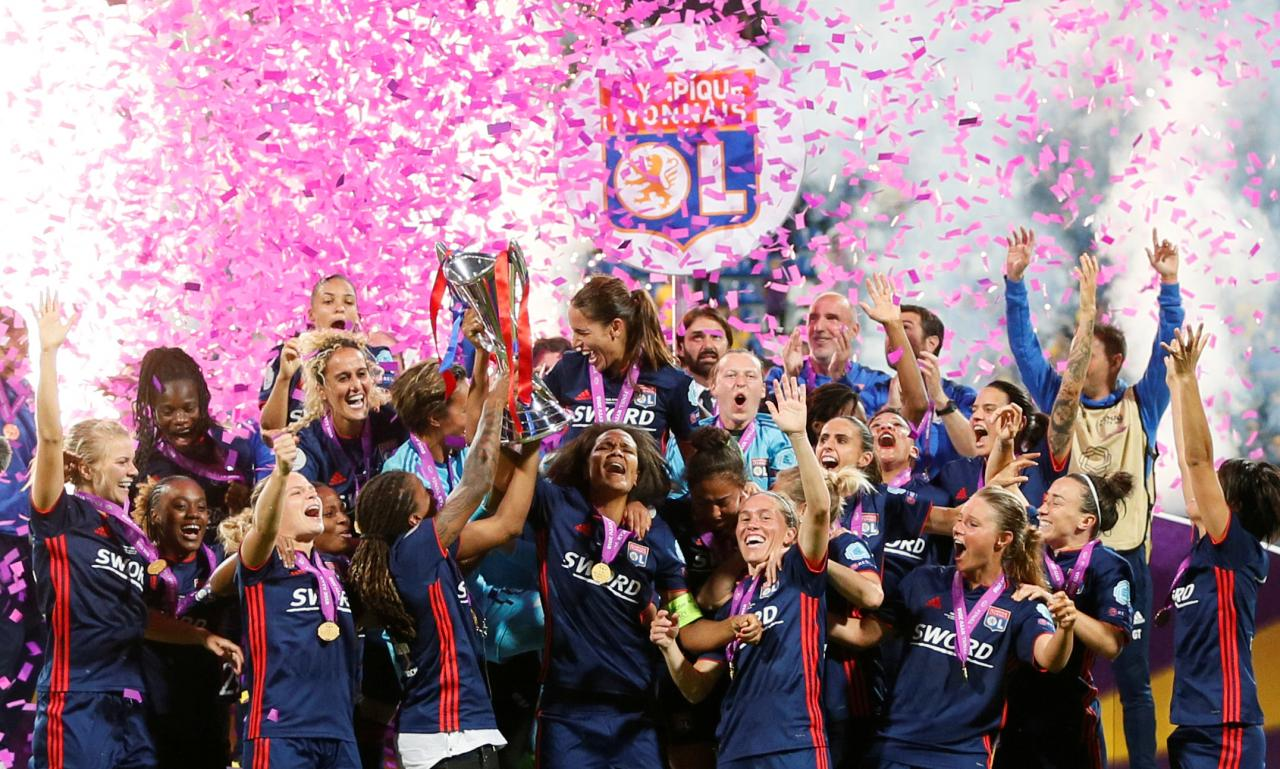 Girls' Football, Girls United FA, Girls United, Lyon, Lyon Women