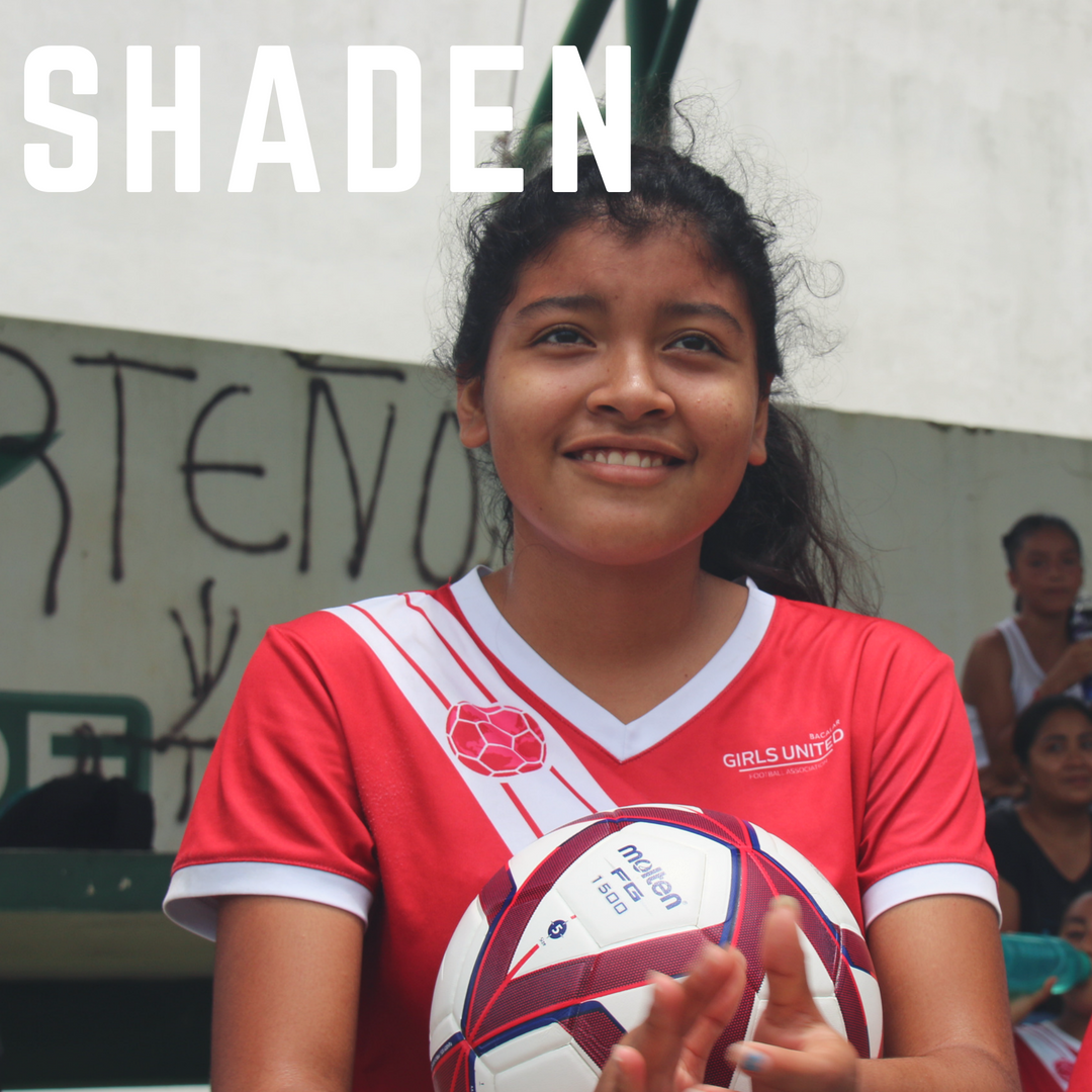 Girls' Football, Girls United FA, Girls United, Shaden