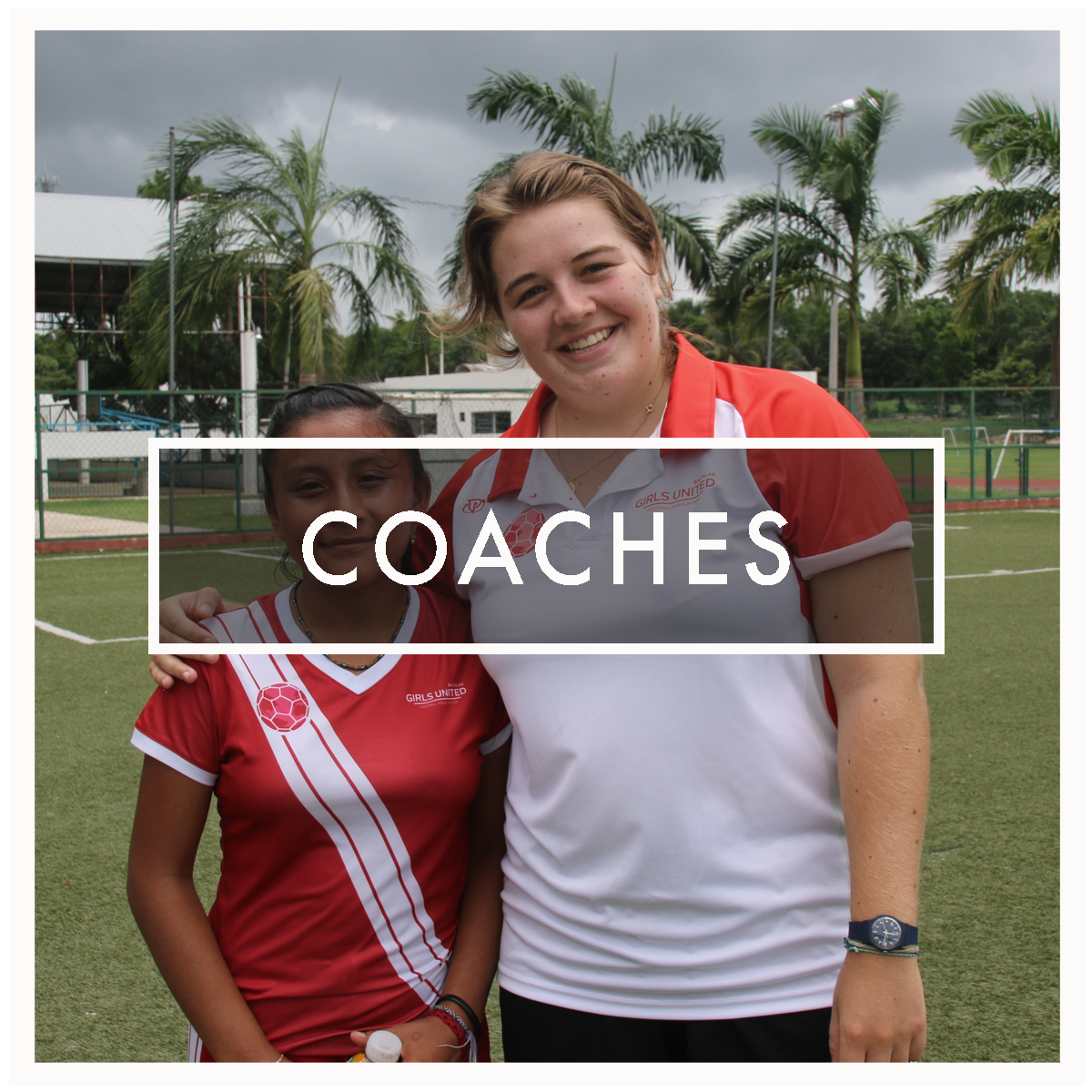 Find out more information and apply to take part in our International Coaching Programme in Mexico
