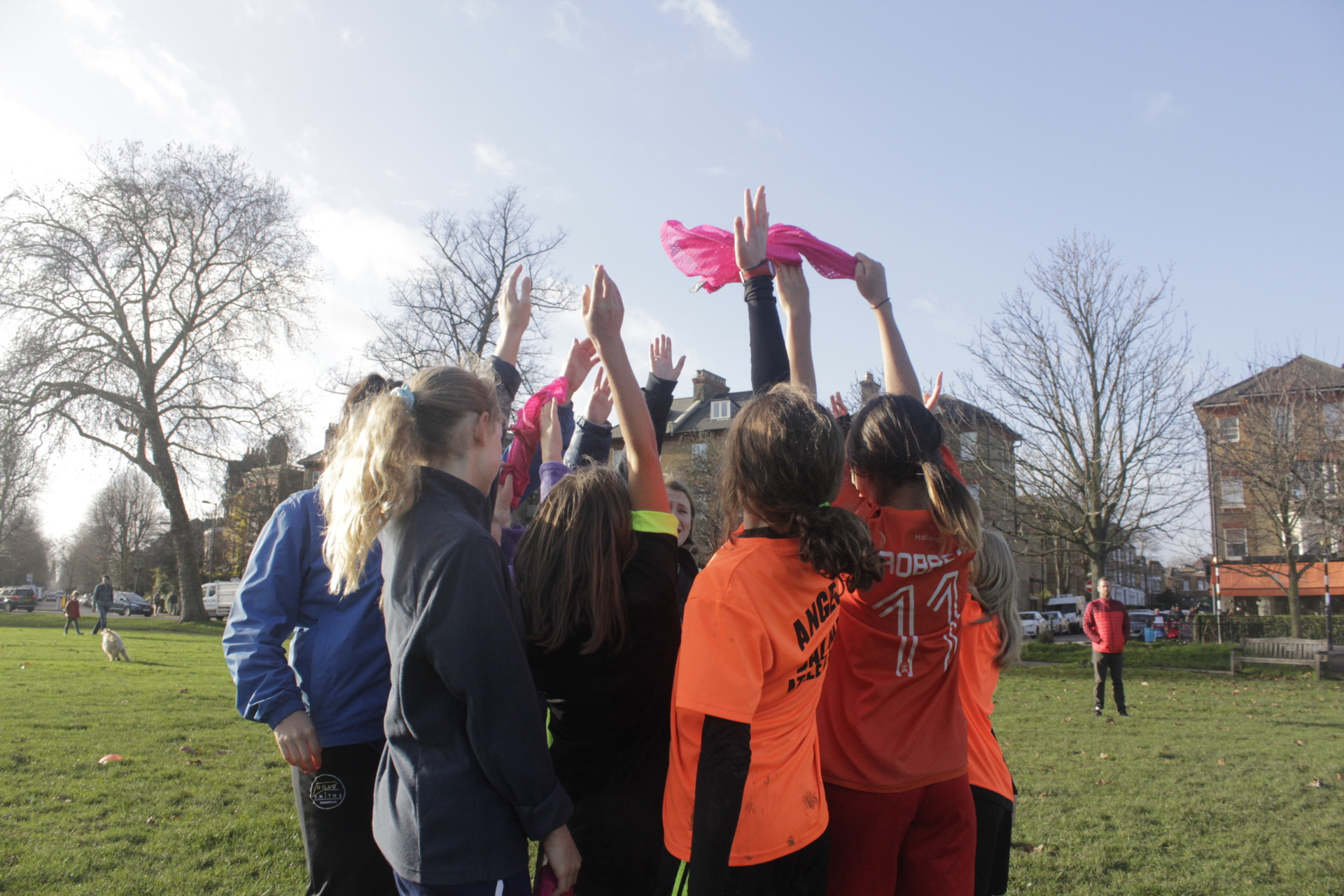 At Girls United we provide the opportunities for young players to form new friendship within their team