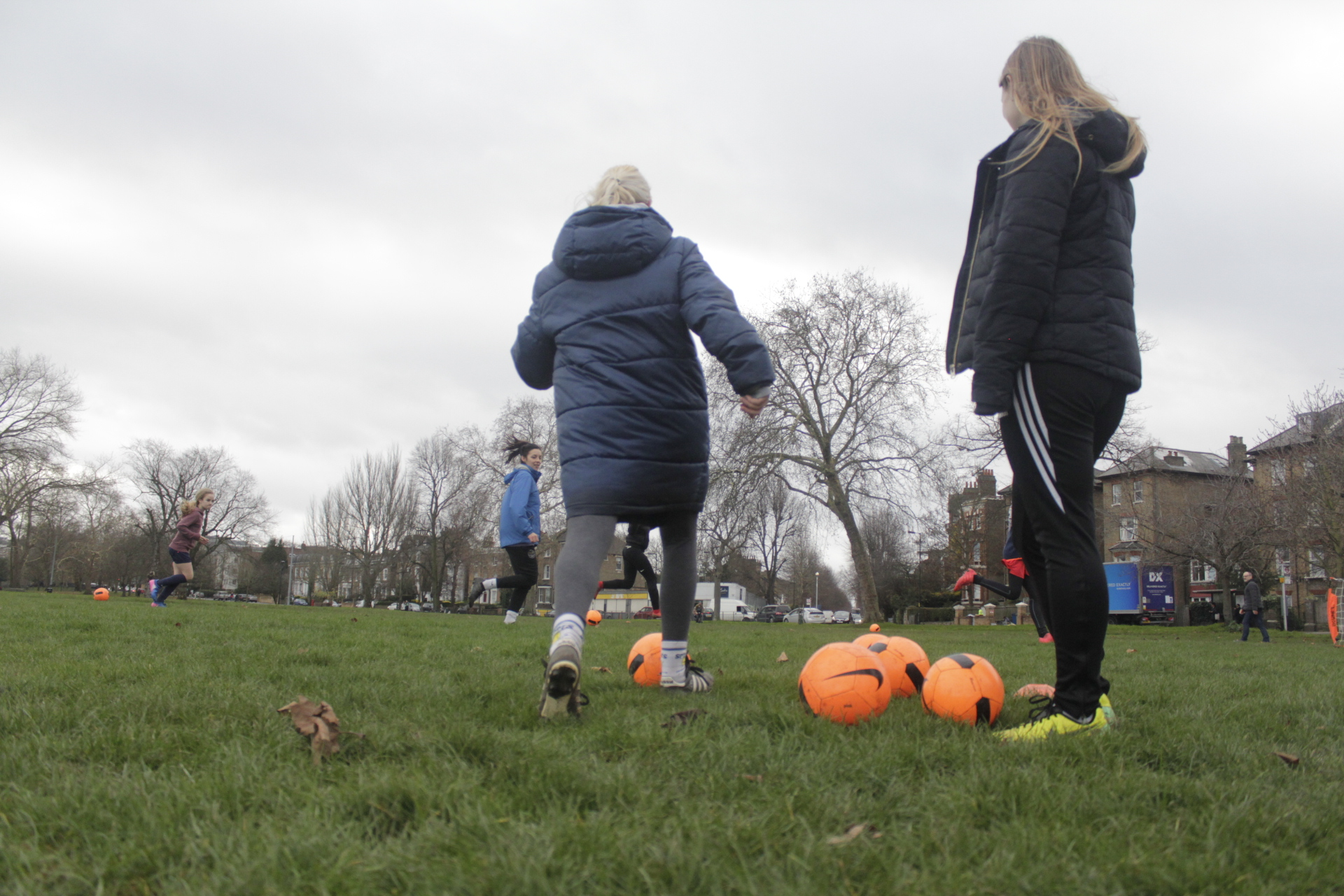Our FA qualified and first aid trained coaches aim to develop all players within a safe learning space