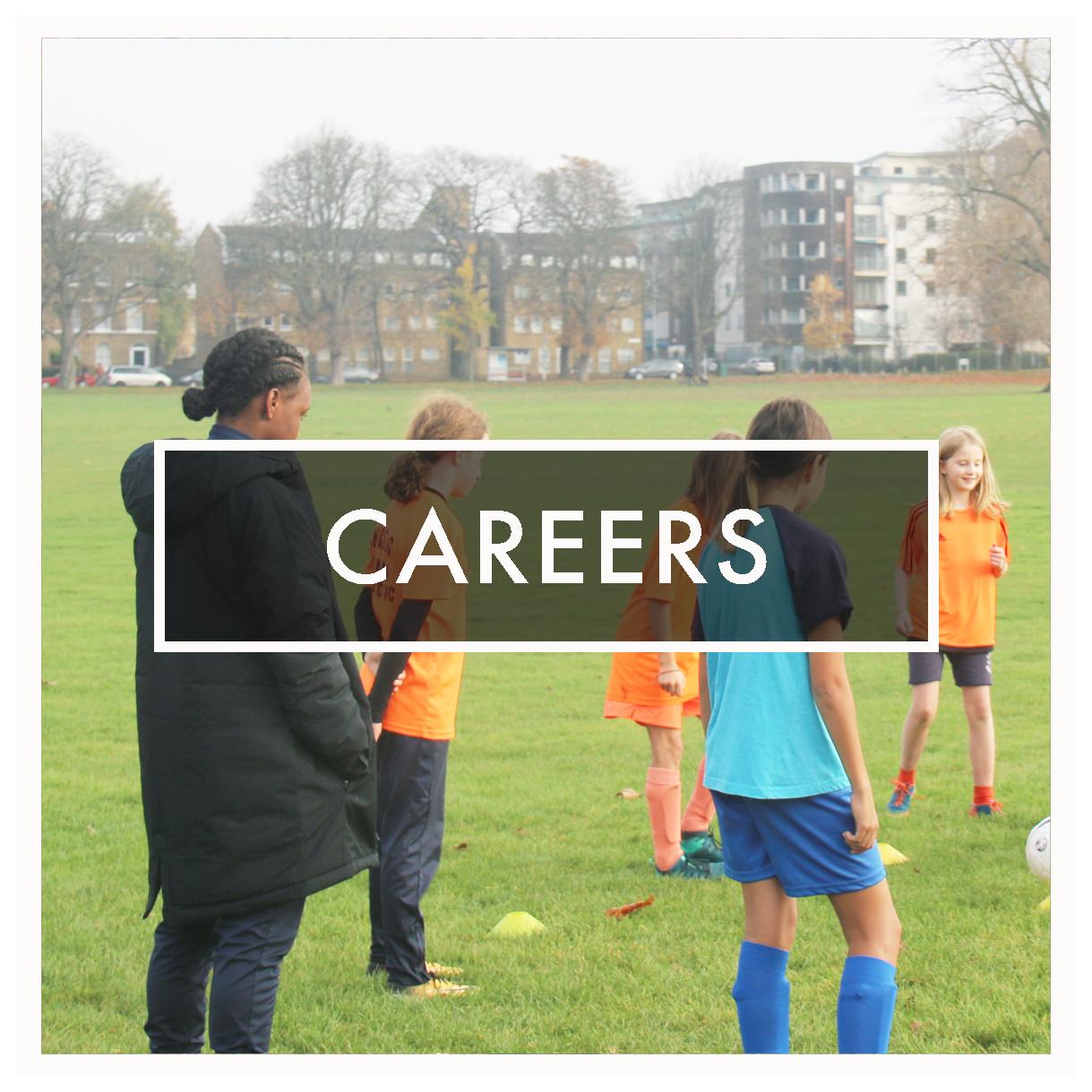 Descubre las oportunidades para trabajar con el equipo en crecimiento de Girls United's , con oportunidades alrededor del mundo.