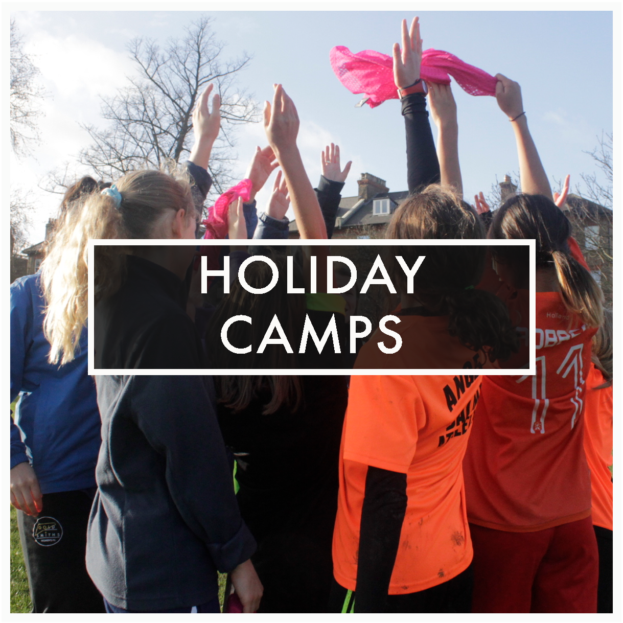 Holiday courses and camps every School Holiday @ Southwark or Hackney, London  Half day, full day or full course options available  Open to all abilities and experience levels