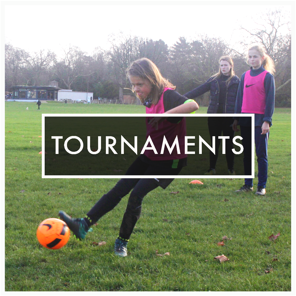 Participate in Girls United tournaments, support charitable causes and help us score goals across continents  Our upcoming tournament in partnership with Peckham Town celebrates International Women's Day