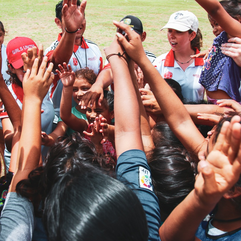 IMPACT - Impacting communities, creating confident leaders and promoting gender equality.