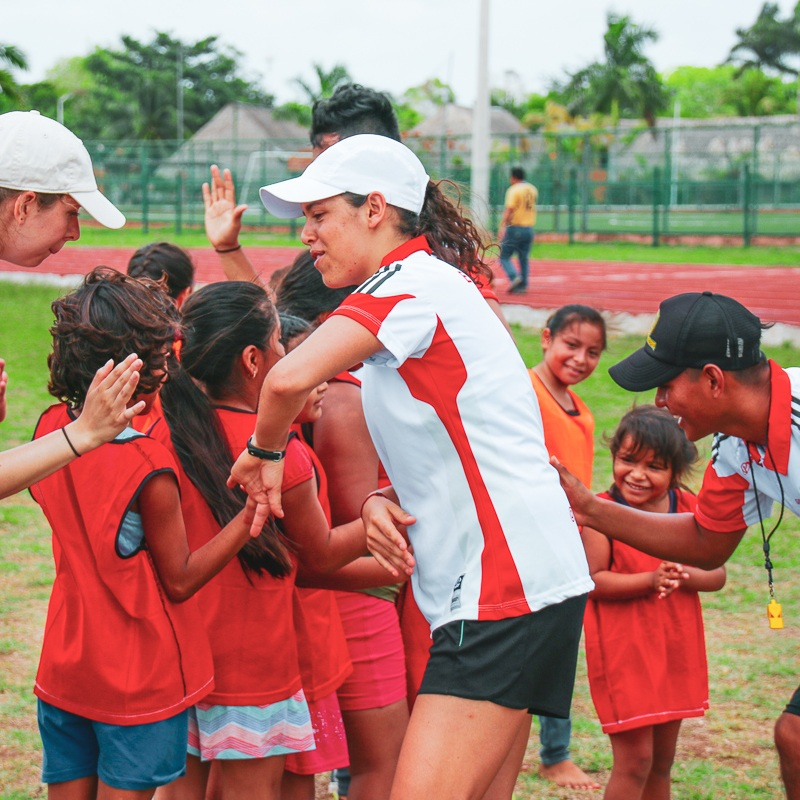 COACH - Apply to our International Coaching Programme.