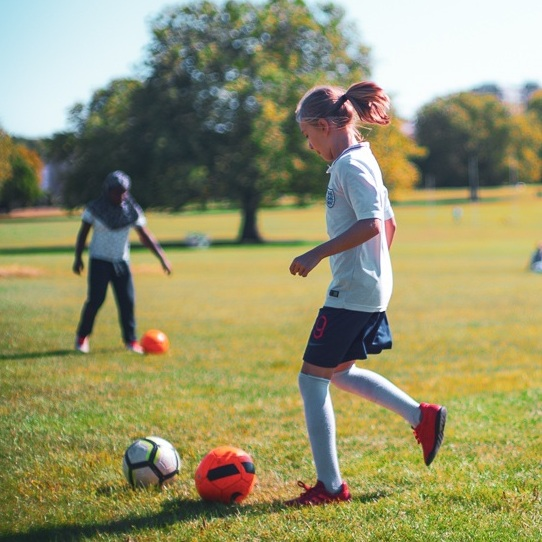 SESSIONAL COACH - Coach for Girls United and deliver fun, engaging football sessions to 6 - 18 year olds for 3 - 10 hours a week.Our coaches aim to make football fun for all and focus on teaching life skills alongside technical and tactical skills.