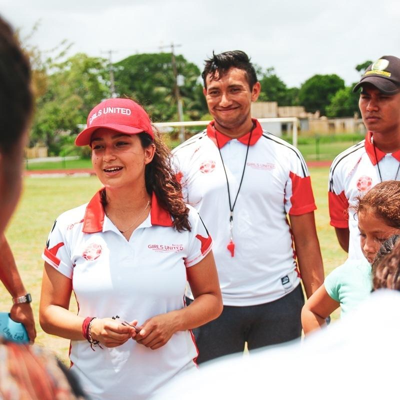 ENTRENA - Entrena a judadoras para desarrollar sus habilidades deportivas y de vida.
