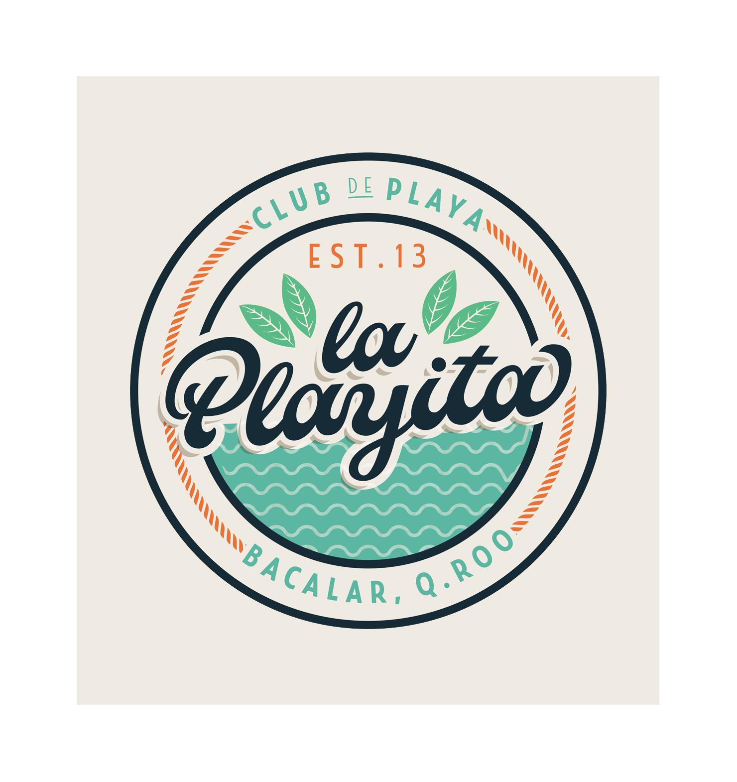 La Playita Restaurant  Playing kit sponsors