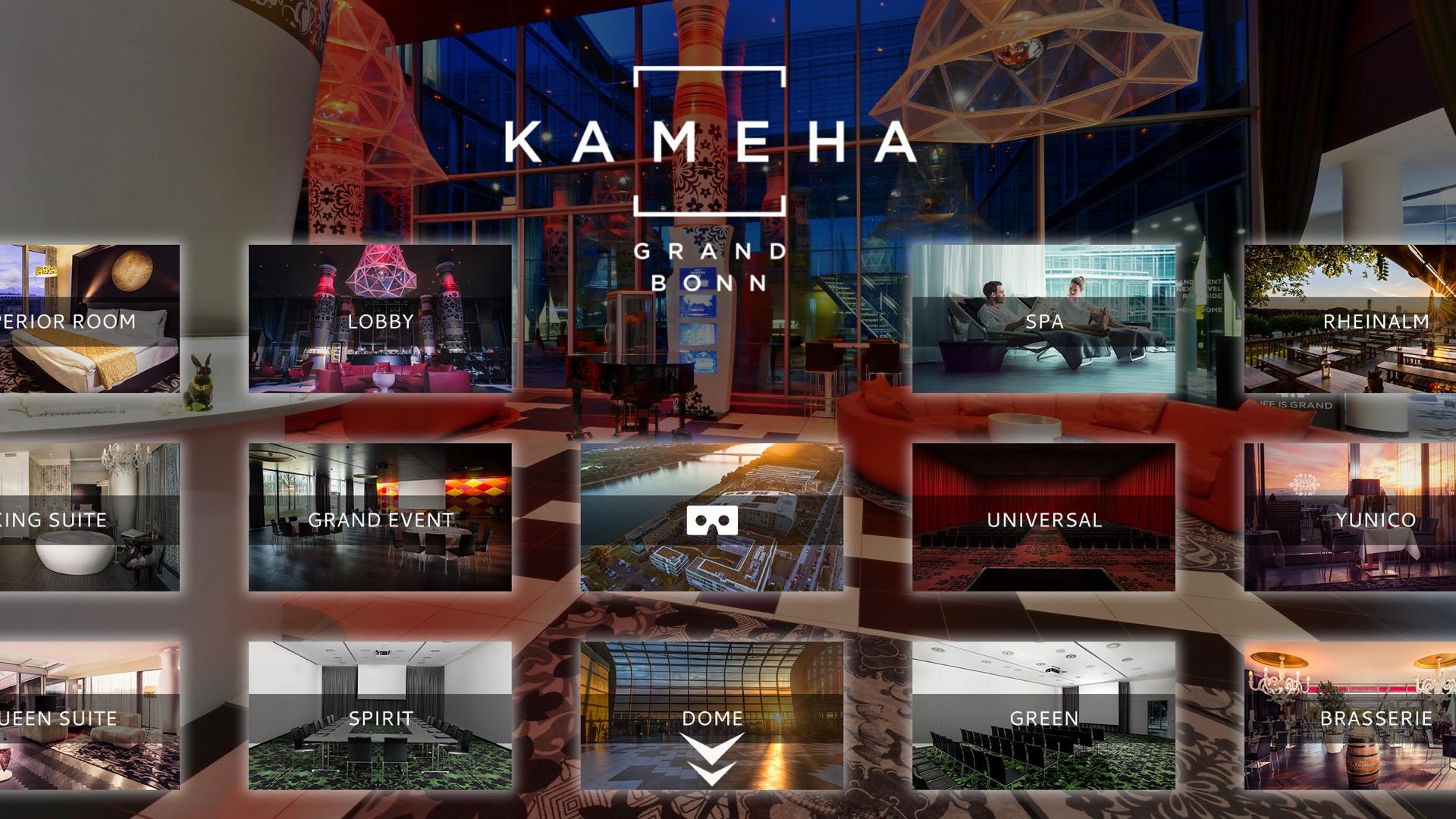 Kameha Grand VR - Um die Präsentation dieses grandiosen Design-Hotels in einer VR Umgebung akustisch zu stützen, entwickelten wir ein funktionales Soundscape. Durch die intelligente Instrumentalisierung aus klassischer und elektronischer Besetzung wird die (virtuelle) Designwelt des Kameha Grand transportiert und unterstrichen. Simply