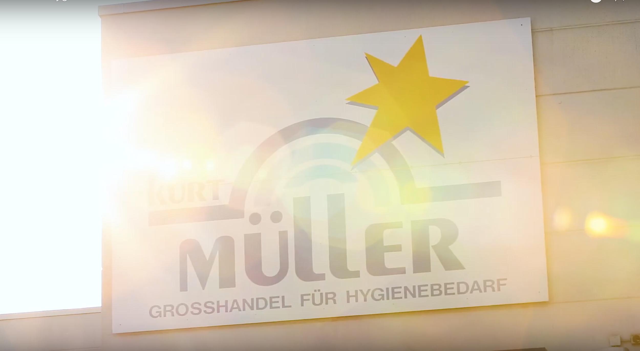 KURT MÜLLER GMBH - Phone Image, Service Design