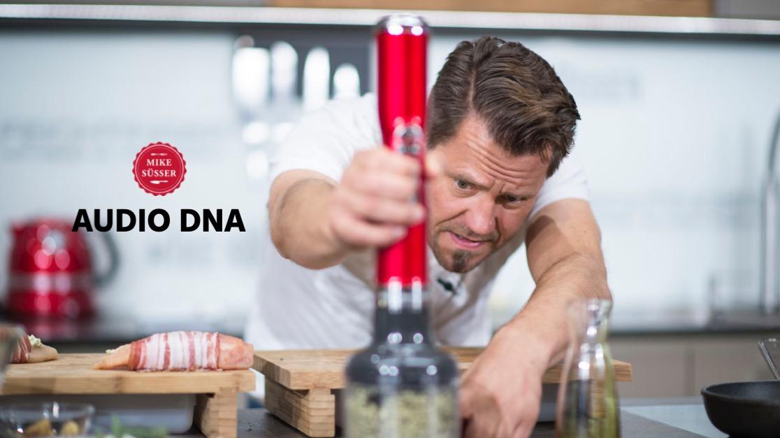 MIKE SÜSSER - Audio DNA / Audio Strategie / Sound Branding