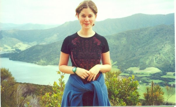 In the picture you can see me on top of a mountain in New Zealand, it is not from the Doubtful sounds :) but still breath taking landscape!