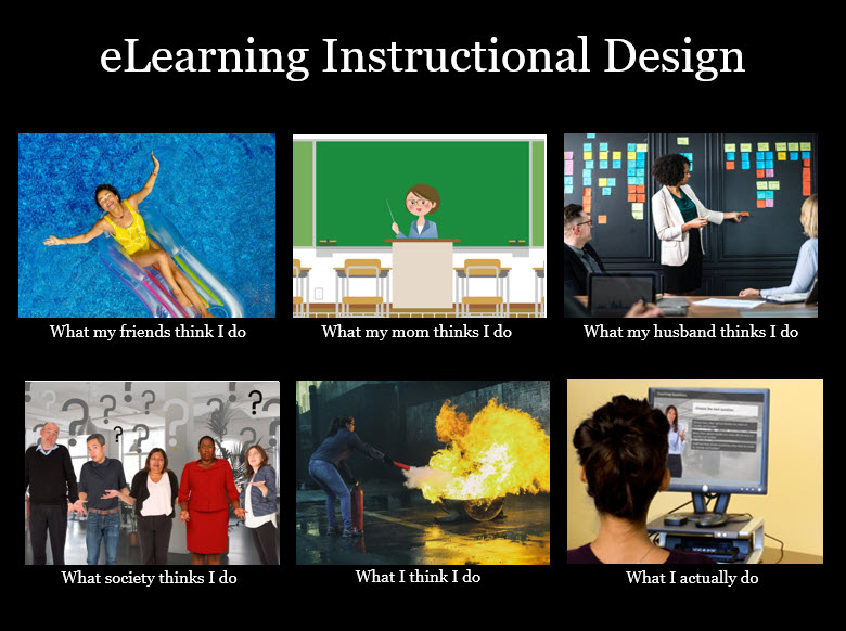 - WHAT DOES AN INSTRUCTIONAL DESIGNER DO?