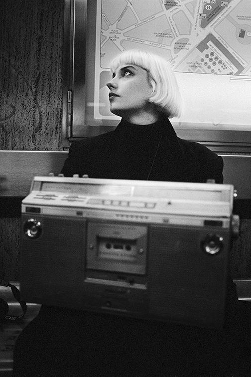 Molly Nilsson (musician)