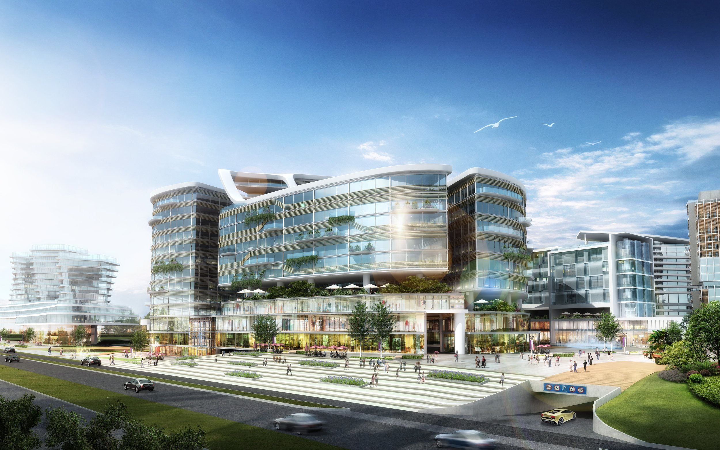 WEIAN IT OFFICE PARK