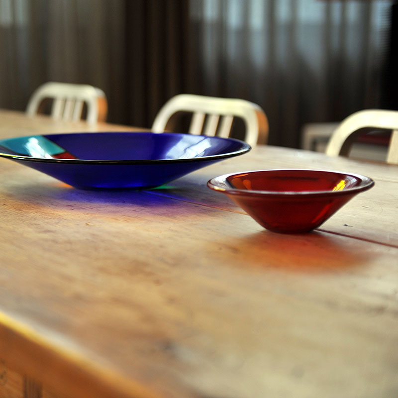 Little red bowl