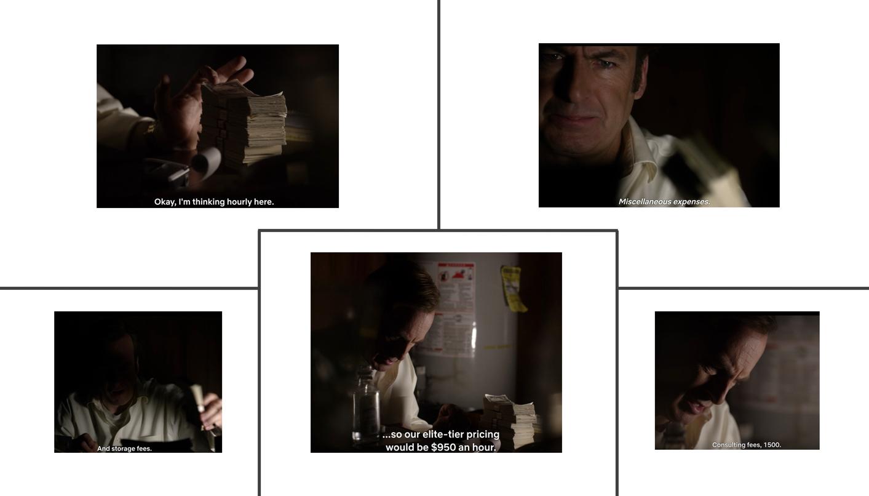 Source:Netflix - Better call Saul