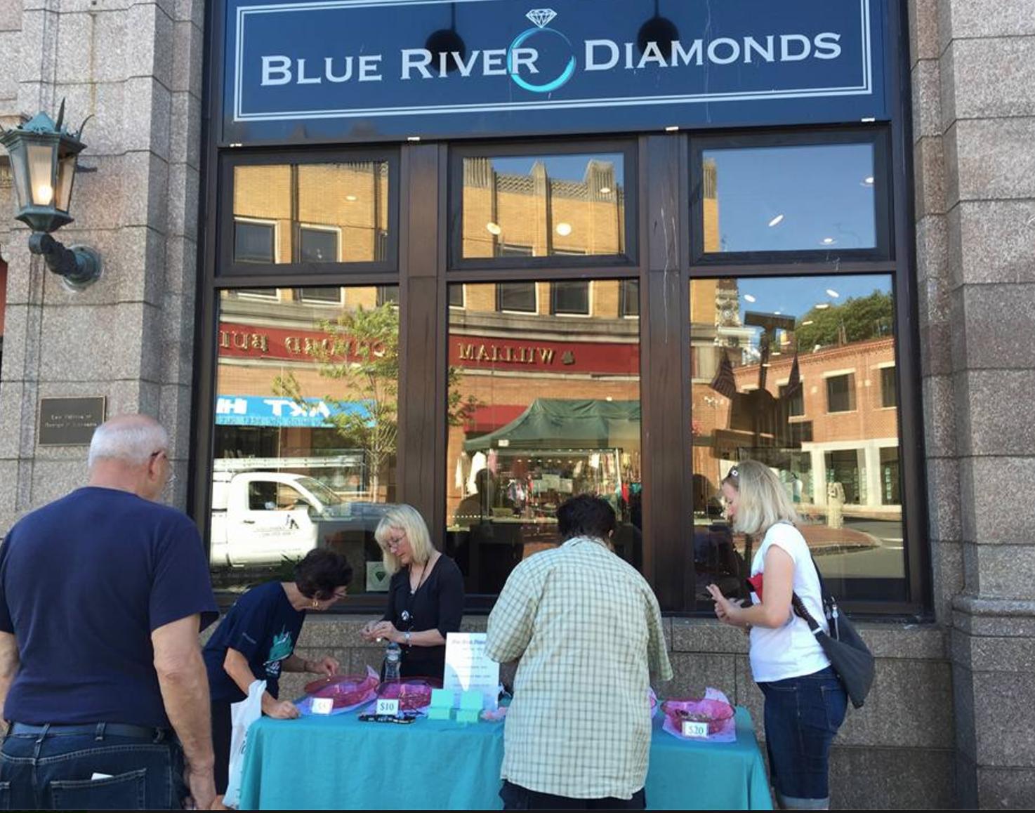 Blue River Diamonds