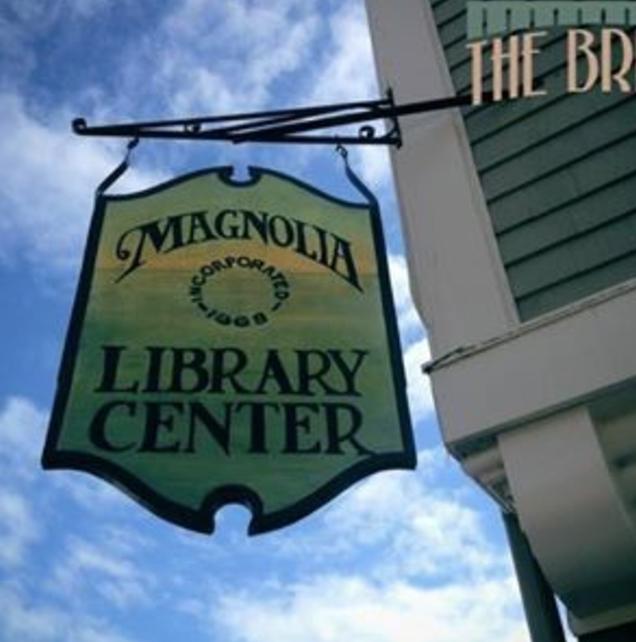 Magnolia Library & Community Center
