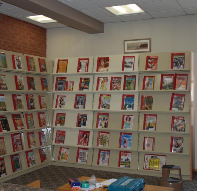 Sawyer Free Library