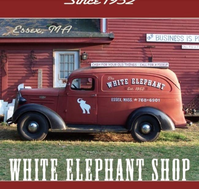 The White Elephant Shop