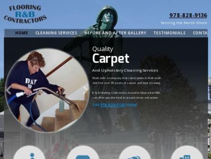 R & B Carpet Cleaning
