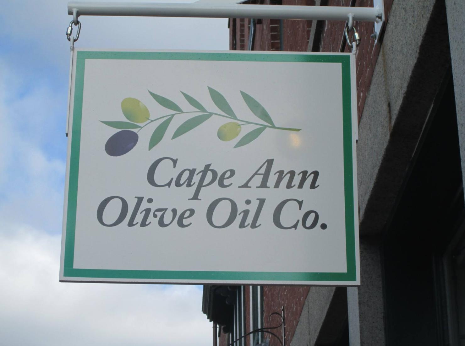 Cape Ann Olive Oil