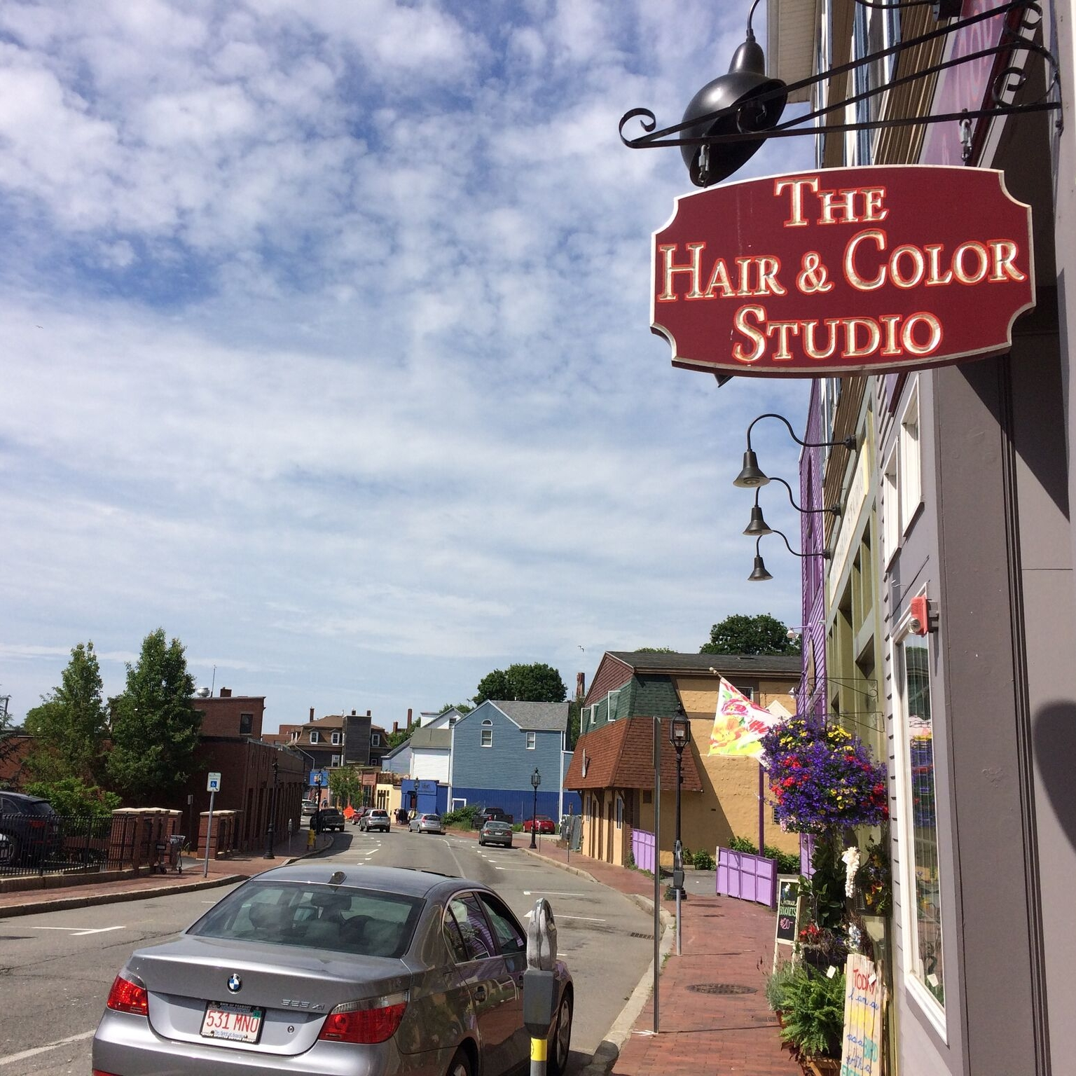 The Hair & Color Studio