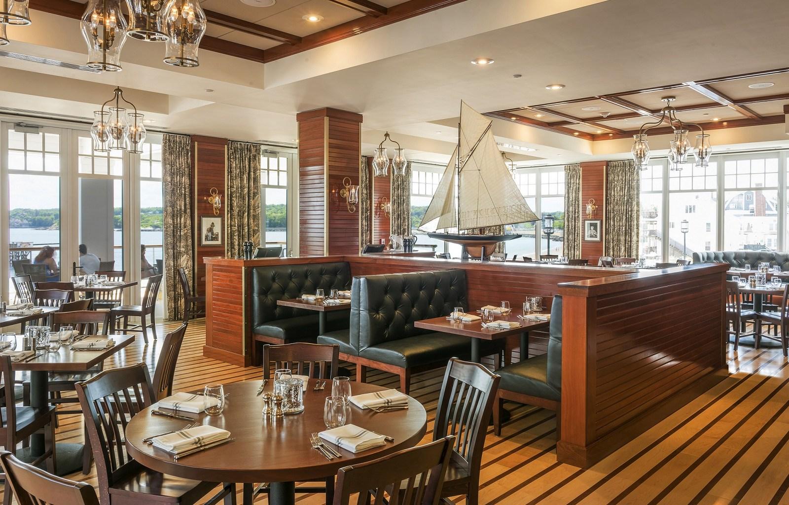 1606 Restaurant at Beauport Hotel