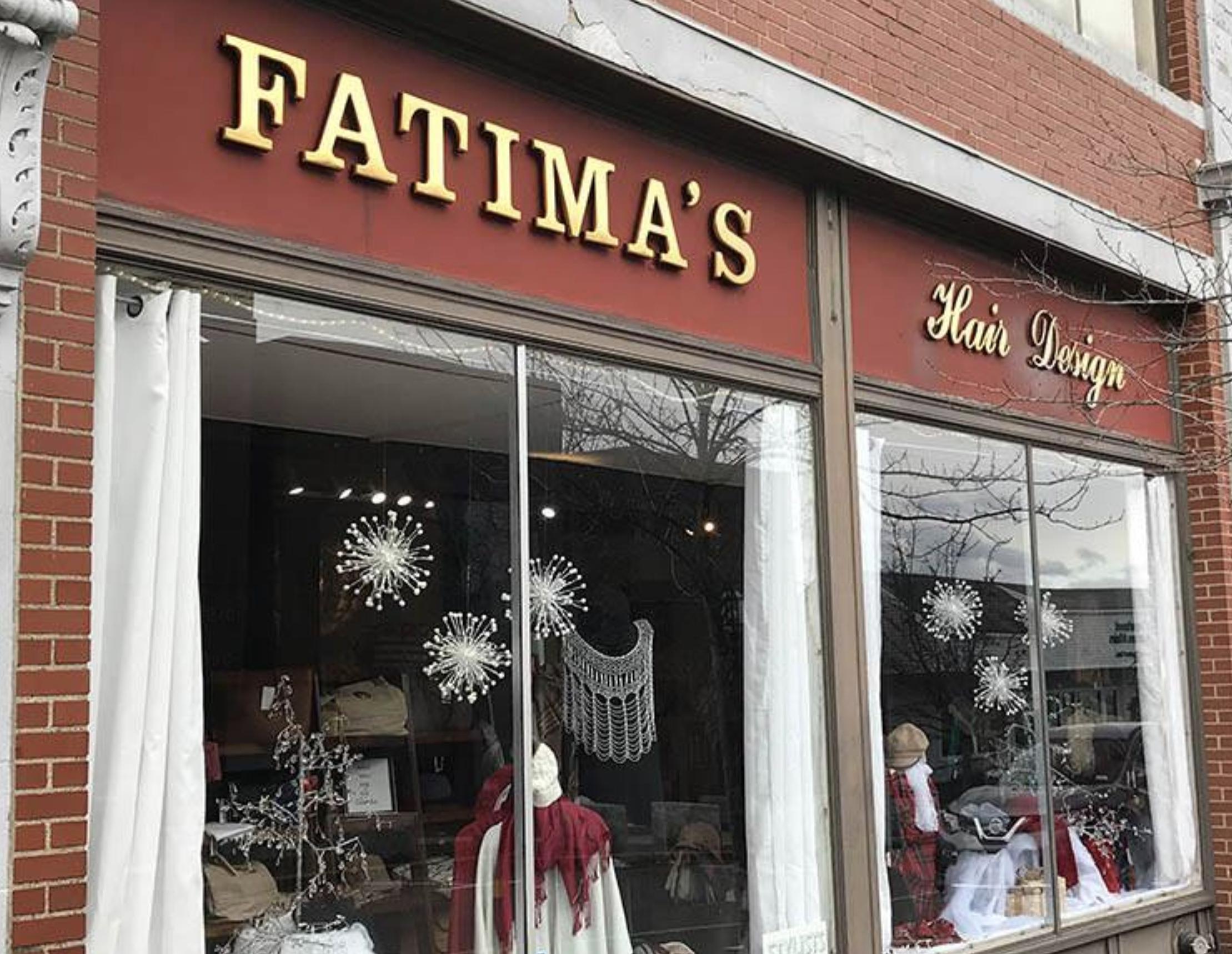 Fatima's Hair Design