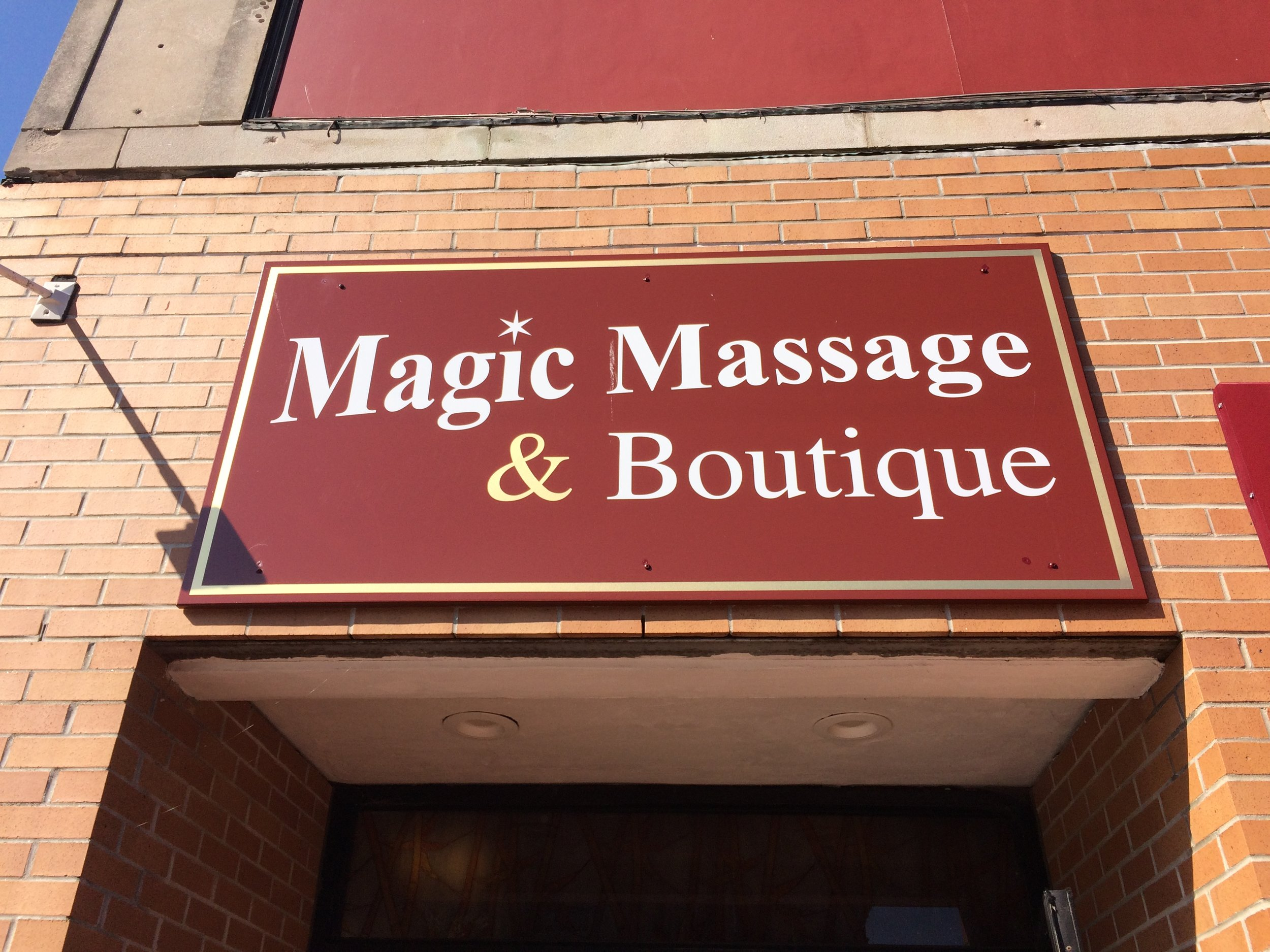 Magic Massage and Boutique