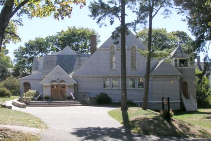 UCC Church in Magnolia
