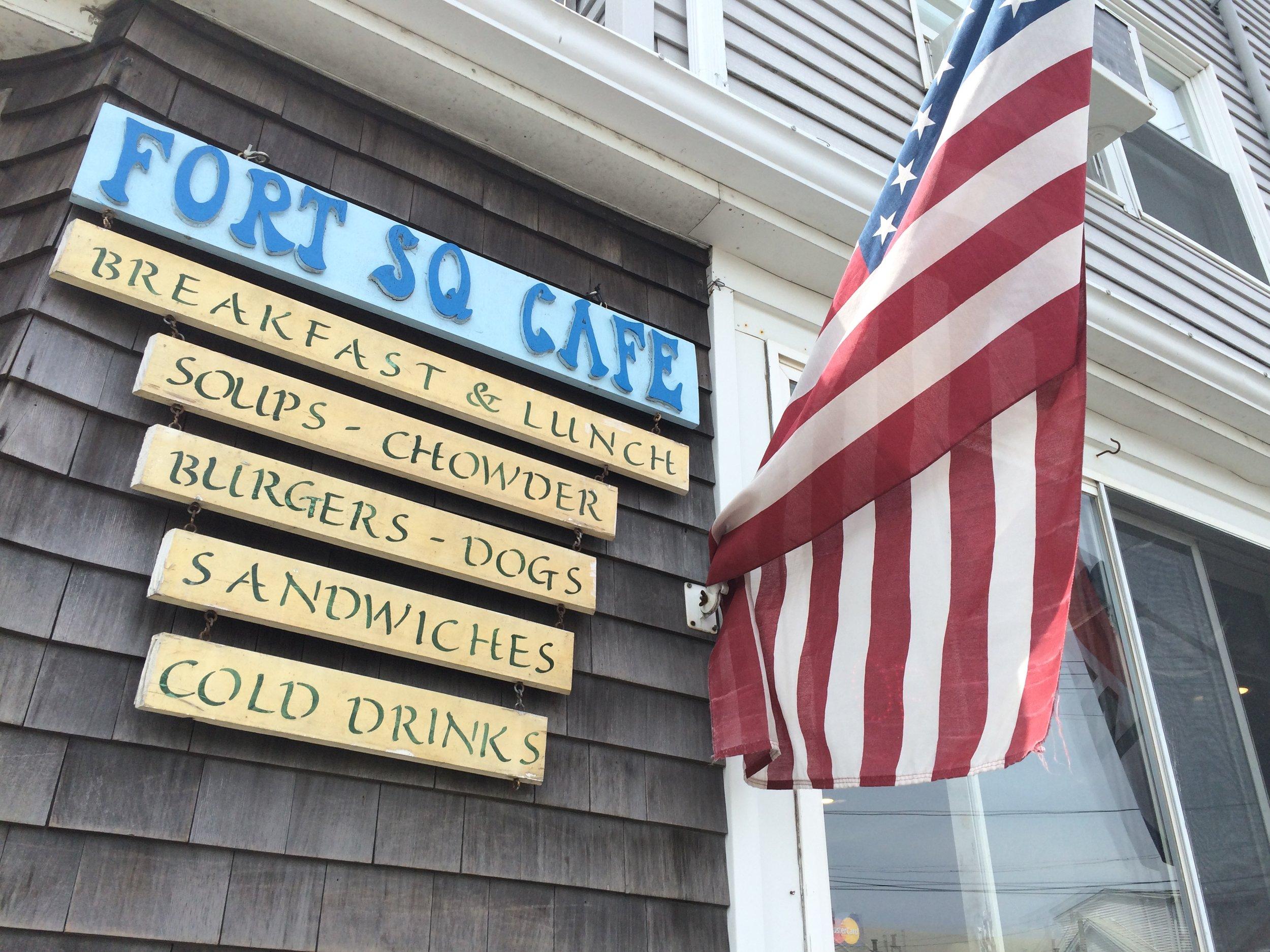 Fort Square Cafe