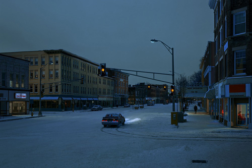 Fig 7. Gregory Crewdson, Twilight, 2004. C-Type Print.