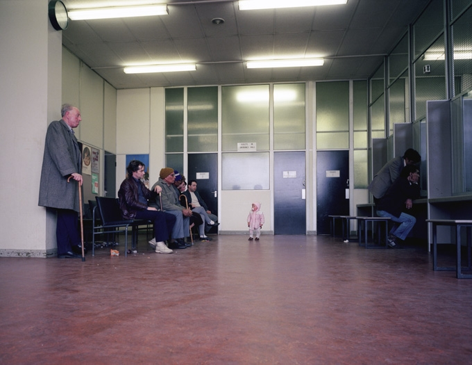 Fig 12. Paul Graham, Beyond Caring, 1984. C-Type Print