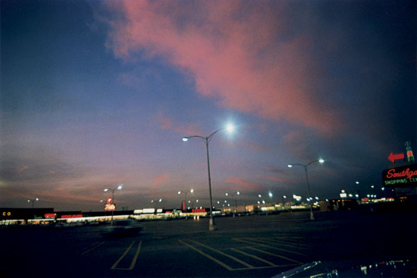 Fig 20. William Eggleston, Los Alamos, 1965. C-Type Print