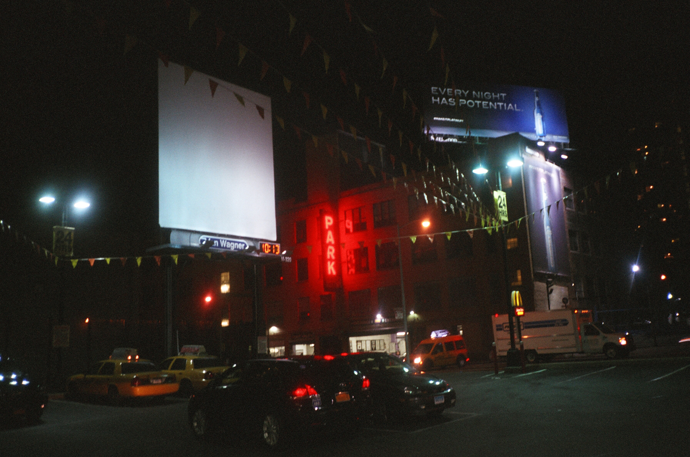 Fig 31. Jamie Brett (Own Work), Billboard, Lower West, NYC, 2012.