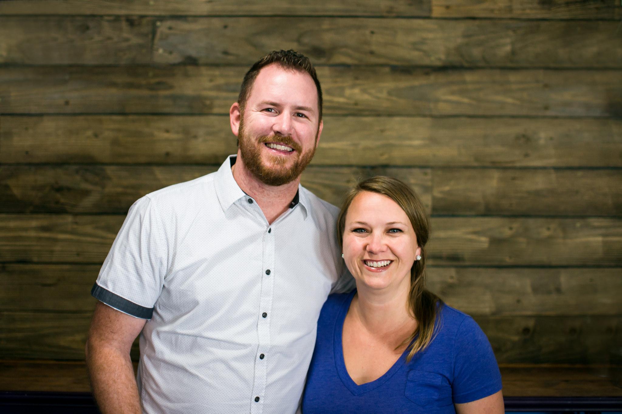 Pastors Jeremy and Kimi Copeland