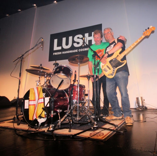 Lush Cosmetics - Obviously