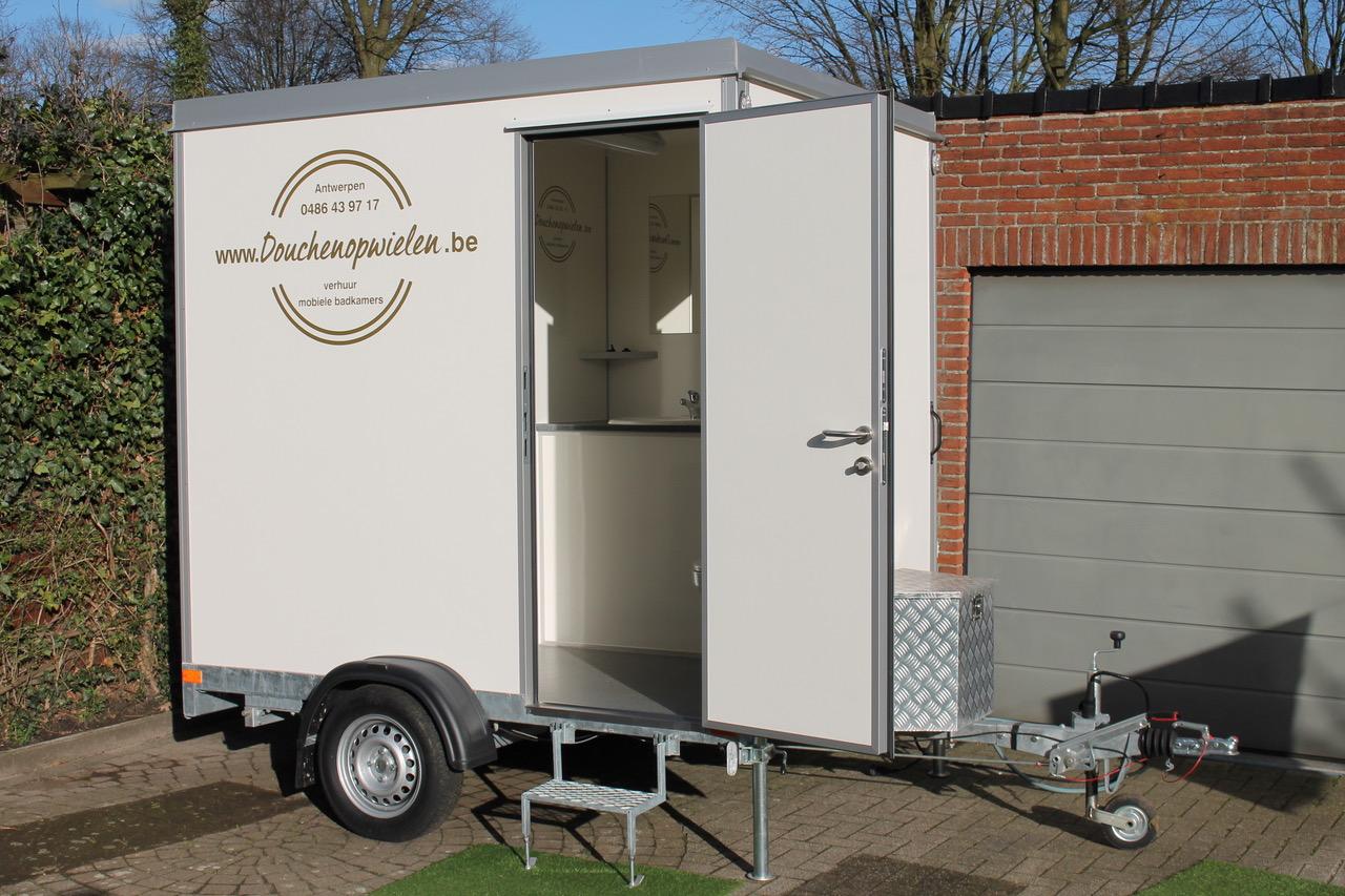Verrassend mobiele badkamer verhuur Antwerpen SN-63